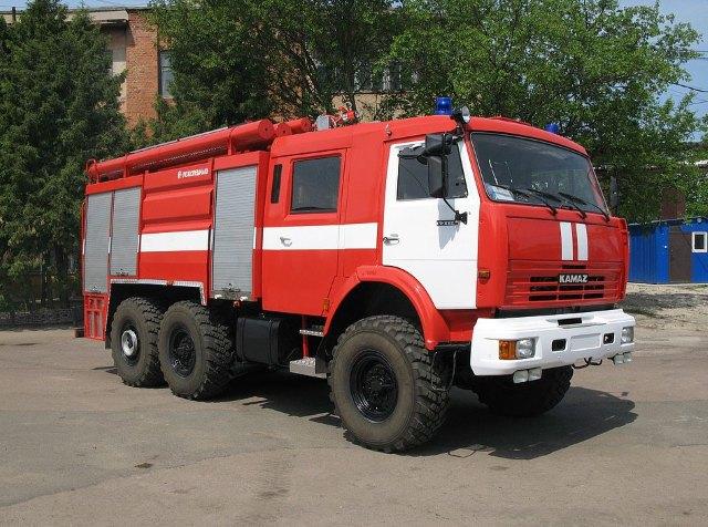 Когда может понадобиться аренда пожарной машины?