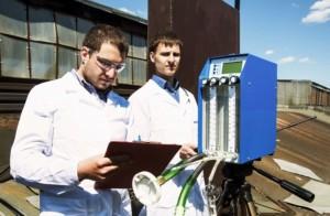 Химический и микробиологический анализ воздуха