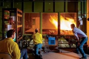 Что такое испытательная пожарная лаборатория?