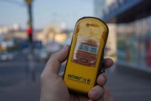 Измерение радиационного фона профессионалами