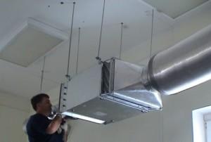 Что входит в сервисное обслуживание вентиляции?