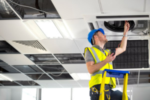 Обслуживание вентиляции и кондиционирования