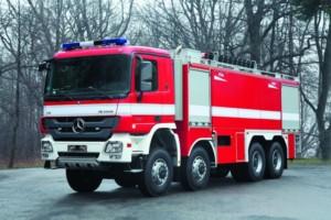Услуги пожарной машины в праздники